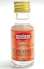 Preema Coconut Flavour 28ml ( 28ml x 12 x 1 )