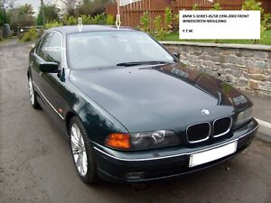 BMW E39 5 SERIES WINDSCREEN 3/4 MOULDING TRIM -  1995- 2003   OES 51318159784