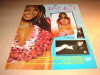 Janet Jackson - Live Hawai 1! French Press Publicidad