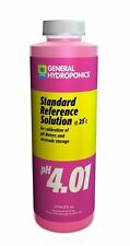 General Hydroponics pH 4.01 Calibration Solution 8 oz ounce - ph meters
