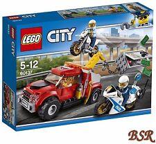 LEGO® City: 60137 Abschleppwagen auf Abwegen & 0.-€ Versand & OVP & NEU !
