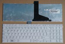 for Toshiba Satellite L970 L970D L975 L975D Keyboard Czeck Klaviatura čeština WH