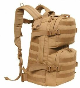 Spec Ops T.H.E. Pack, E.D.C., Coyote Brown 100280911 Backpacking Packs