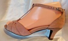Marks and Spencer Stiletto Patternless Sandals for Women