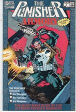 PUNISHER ARMORY #1 1990 MARVEL  by STAN LEE  -JIM LEE-c -WEAPONS pgs/W J....VF