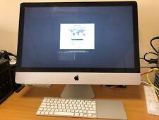 "Apple iMac 27"" Desktop - Pre Aug 2010, Core i5, 16gb RAM, 1TB HD"