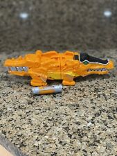 Power Rangers Dino Charge Deinosuchus Zord and Charger