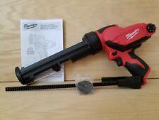 Brand New Milwaukee M12 2441-20 10 Oz Caulk Gun Tool Only