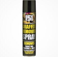 x1 300ml Graffiti Remover Aerosol Can Chewing Gum, Pen, Spray Paint, Crayon 151.
