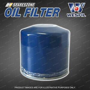 Wesfil Oil Filter for Mitsubishi Pajero NJ NK NM NP NL NP NL NS NT NW
