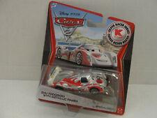 NEW Disney Pixar Cars Silver Racer Series Shu Todoroki w/ Metallic Finish Kmart