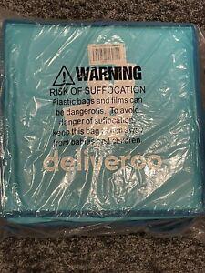 Deliveroo Thermal Shoulder Strap Bag (BRAND NEW)
