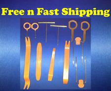 12 PCS Auto Stereo Removal Tools Pry Tools Kit Trim Panel Removal