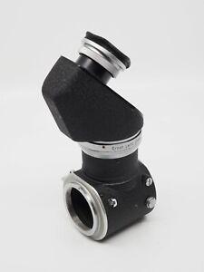 Leica Leitz VISOFLEX I LTM w/ PEGOO 45º Prism Finder AS IS Very Low SN11952!