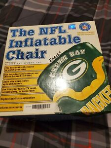 The NFL Inflatable Chair Adult Size Football Vintage 1998 Philadelphia Eagles