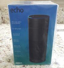 Amazon Echo - Alexa Personal Assistant Digital Media Streamer Black SEALED NEW