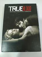 True Blood Seconda Stagione 2 Completa - 5 X DVD Spagnolo Inglese