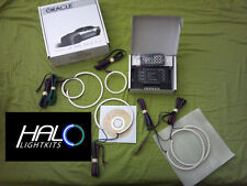 2008 DODGE MAGNUM COLORSHIFT LED HEAD LIGHT+FOG HALO KIT 4 Rings by ORACLE