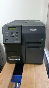 Epson TM-C7500 Colour Label Printer (Standard)