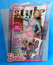 Barbie Style Teresa  Doll  Rooted Lashes Articulated New!