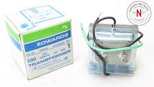 EDWARDS 590 TRANSFORMER, PRI: 120V 50/60Hz, SEC: 10V, 5VA, 50/60Hz