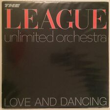 HUMAN LEAGUE (UNLIMITED ORCHESTRA) - Love And Dancing (Vinyl LP) A&M SP3209