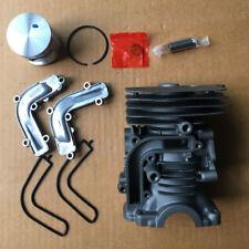 9pcs 41mm Cylinder Piston Kit For Husquvarna 440 440E 435 435E Chainsaw