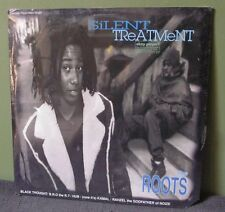 "The Roots ""Silent Treatment"" 12"" Sealed Orig OOP Rahzel Mos Def LP Common"