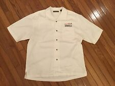 Cubavera Detroit Belle Isle Grand Prix Shirt Very Unique Collectible Size L