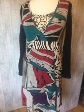 Sha & Sha Enfiler Layered Dress Large