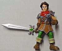 """MAXIMO GHOSTS TO GLORY Action Figure Capcom 8"""" With Sword Video Game Figure"""