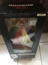 Halloween Michael Myers Clown Doll (Includes Clown Outfit) 2007 Figure New