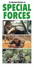 The Illustrated Directory of Special Forces Ray Bonds Worlds Major Weapons Book