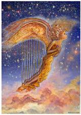 "Jigsaw Puzzles 1000 Pieces ""Harp Angel""/ Josephine Wall / Grafika"