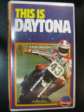 This is Daytona, a Peter Starr Film Betamax Video