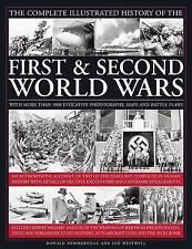 La historia completa ilustrado de la Primera & Segunda guerras mundiales: con más Tha