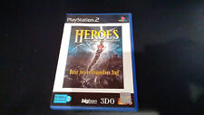 Heroes Might Magic Quest Dragonbone Staff PS2 PlayStation 2 Play haz tu lote