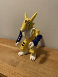 Renamon / Kyubimon Digivolving Deluxe Playset Action Figure Digimon Bandai 2001