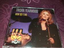 Trisha Yearwood / How Do i Live - Maxi CD