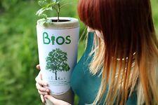 Bios Urn With Free Seeds, Ginkgo Biloba, English Oak, Norway Maple and Beech