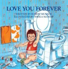 Love You Forever by Robert Munsch (1986, Hardcover, Prebound)