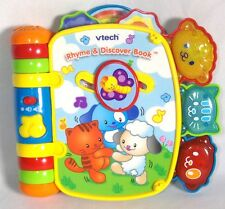Vtech Rhyme & Discovery Book Songs Child Educational Toy