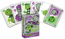 PLANTS VS. ZOMBIES PLAYING CARDS Deck Brand New