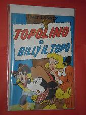 ALBO D'ORO TOPOLINO n°80 -A-DEL 1953-LIRE 50-BILLY IL TOPO-mondadori- disney
