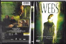 DVD ZONE 2 WEBS UNE DIMENSION PARALLÈLE, UNE PORTE VERS L'ENFER RICHARD GRIECO