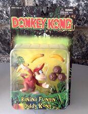 Vintage 90S#  Donkey Kong Diddy Kong Banana Flingin #Mosc