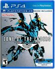 Zone Of The Enders: The 2nd Runner Mars - New CIB (Sony PS4 VR Factory Sealed)