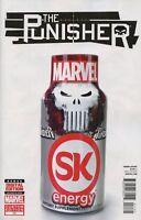 The Punisher #11 Custom Edition Variant Marvel Comics 1st Print 2014 NM