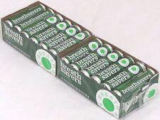Breath Savers Spearmint Pack of 24 Rolls Mints Breathsavers Bulk Mint Candy