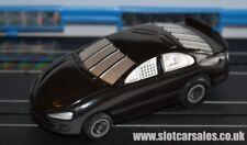Life Like Dodge Intrepid Black un printed NASCAR HO slot car